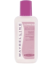 Maybelline New York Nail Polish Remover Express -kynsilakanpoistoaine 125 ml