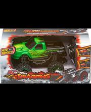 New Bright R/C Turbo Dragon 1:24 radio-ohjattava auto