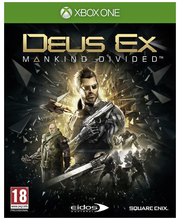XBOne Deus Ex: Mankind Divided