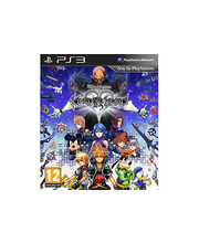PS3 Kingdom Hearts HD 2.5 Remix