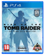 Ps4 rise of tomb r. :20 y