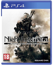 PlayStation 4 NieR:Automata Game of the YoRHa Edition
