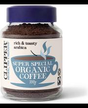 Clipper Reilun kaupan luomu Instant kahvi 100 g