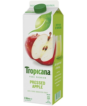 Tropicana 1l cloudy apple juice omenatäysmehu