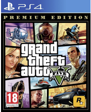 PlayStation 4 Grand Theft Auto V