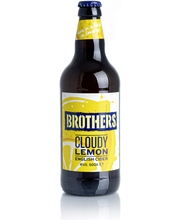 Brothers Cloudy Lemon 50cl plo 4% siideri