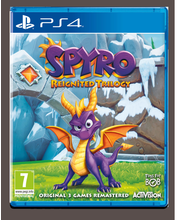 Ps4 spyro reignited trilo
