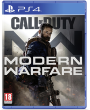 PS4 Call of Duty: Mode...
