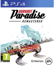 PS4 BURNOUT PARADISE -...