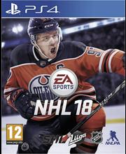 PS4 NHL 18 - Ps4 nhl 18