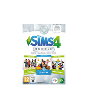 PC The Sims 4 Bundlepack FI (lisäosa)