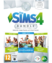 The Sims 4 Bundlepack 1 FI