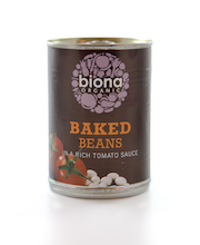 Luomu Baked Beans