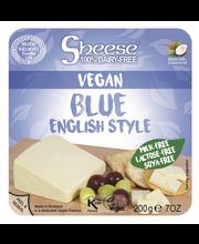 Sheese 227 blue style kasviperäinen juustovaihtoehto