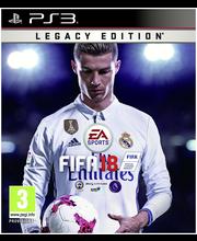 PS3 FIFA 18 - Ps3 fifa 18