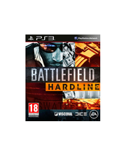PS3 Battlefield Hardline