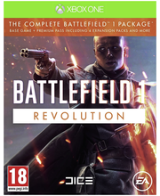 Xbox One peli Battlefield 1 Revolution