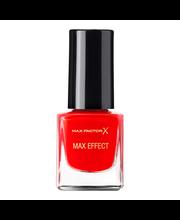 Max Factor Color Effect Mini Nail Polish 11 Red Carpet Glam