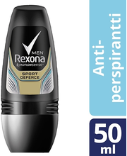 Rexona 50ml Sport Defence Limited Edition roll-on
