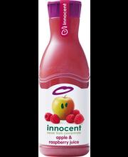 Innocent 900ml omena- ja vadelmamehu