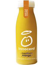 Innocent 250ml mango ja passion smoothie