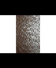 ABL Seinälaatta Hartland metallic pressed mosaic 25x40 gloss
