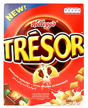 Mmmh...Tresor Choco'N Nut 375g