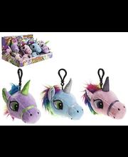 Avaimenperä pehmo unicorn