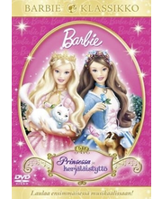 Dvd Barbie 4 Prinsessa J