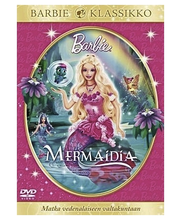 Dvd Barbie 7 Mermaidia