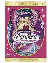 Dvd Barbie 11 Mariposa