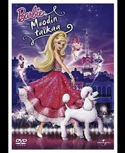 Dvd Barbie 16 Muodin Tai