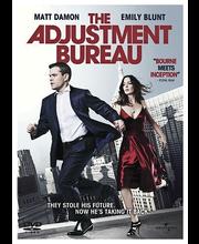 Dvd Adjustment Bureau