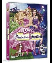 Dvd Barbie Prinsessa Ja