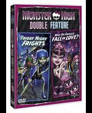Dvd Monster High Double