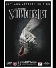 Dvd Schindlerés List