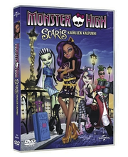 Monster High: Kauhujen kaupunki