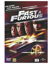 Dvd Fast & Furious 4