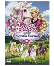 Barbie ja siskot - Unelmien hevonen DVD