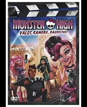 Dvd Monster High Valot