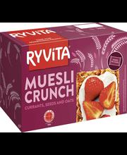 Ryvita 200g Muesli Crunch täysjyväruisnäkkileipä