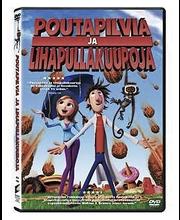 Poutapilviä ja lihapullakuuroja DVD