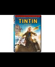 Tintin seikkailut - Yksisarvisen salaisuus DVD