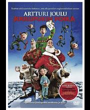 Dvd artturi joulu-joulup