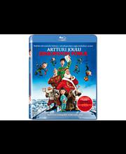 Artturi Joulu - Joulupukin poika Blu-ray