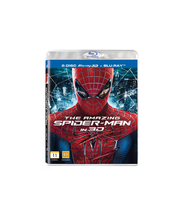 Amazing Spider-Man Blu-ray 3D