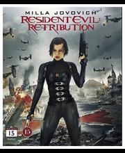 Bd Resident Evil Retrib