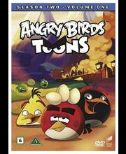 Dvd Angry Birds Kausi 2