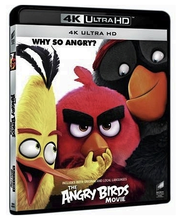 4K Angry Birds Movie
