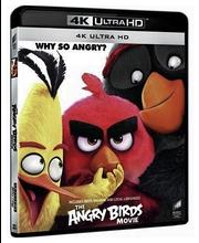 4K Angry Birds Movie